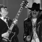 "Axl Rose é o novo vocalista do AC/DC na ""Rock Or Bust Tour"""