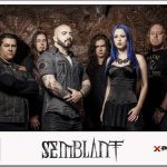 "Semblant: disponibilizado novo lyric vídeo; confira, ""Blind Eye"""