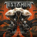 "Testament lança nova musica da promessa ""The Brotherhood Of The Snake"""