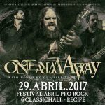 One Arm Away: Banda fará show de estreia Abril Pro Rock 2017