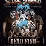 ​Suicidal Tendencies: Dead Fish é confirmada banda convidada em SP