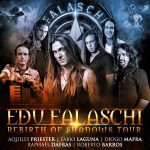 "Edu Falaschi convida fãs para show em SP da ""Rebirth of Shadows Tour"""