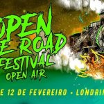 OPEN THE ROAD FESTIVAL:  local, camping e ingressos