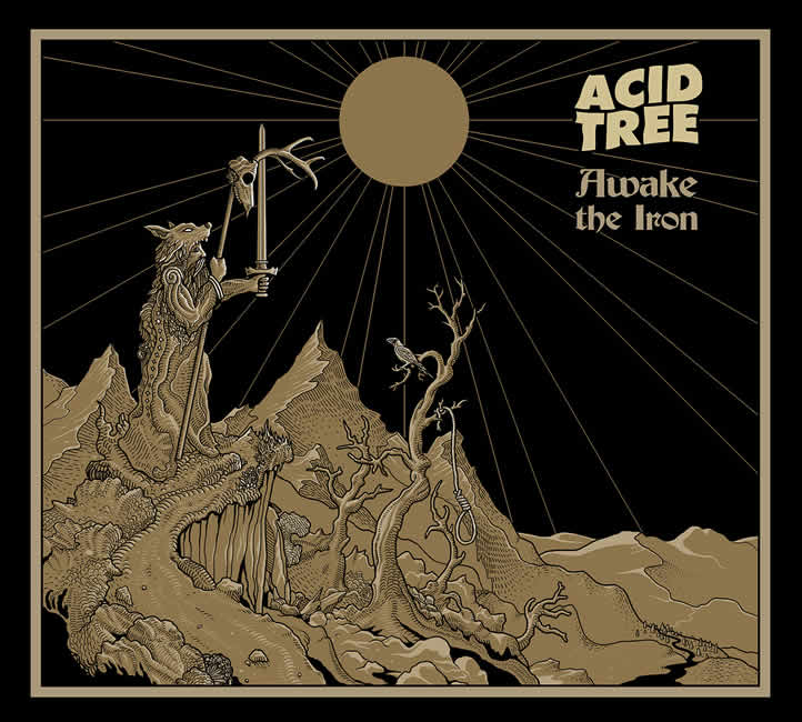 ep Acid tree Awake the iron capa