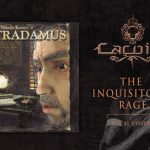 "Leandro Caçoilo divulga vídeo tributo de ""The Inquisitor's Rage"" do projeto Nikolo Kotzev's Nostradamus"