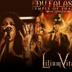 "Lilium Vitae: vocalista participará do ""Temple Of Shadows In Concert"""
