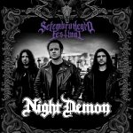 Night Demon: Norte americanos trazem o mais puro heavy metal ao Setembro Negro 2019