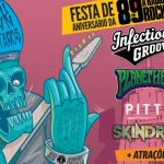 1º Sick Bastard Social Fest traz Infectious Grooves com membros do Metallica, Avenged Sevenfold, Fath No More e Sucidal Tendencies, e promove estreia do Skindred no Brasil