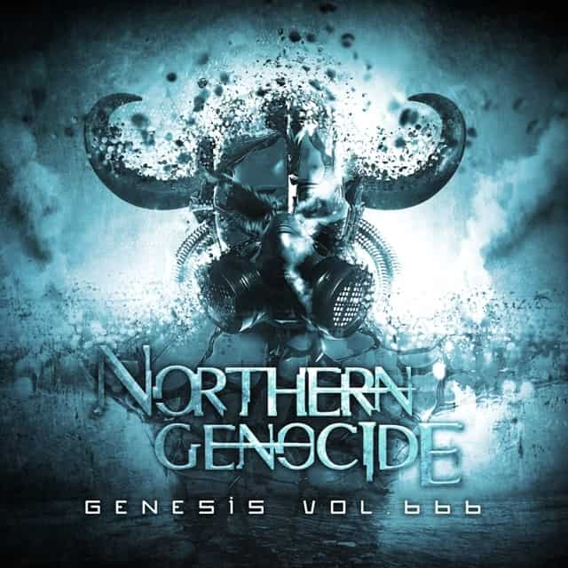 Northern Genocide capa debut Genesis vol. 666