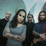 "Jinjer lança vídeoclipe ao vivo para single ""On The Top"", gravado em Kiev, Ucrânia"