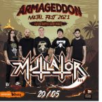 Armageddon Metal Fest 2021 anuncia Mutilator no line-up