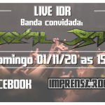Imprensa do Rock Live com Royal Rage #9