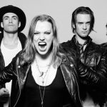 Metal Cover Day: Halestorm tocando Lady Gaga