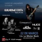 Guilherme Costa: show especial com Junior Bass Groovador e Gus Monsanto