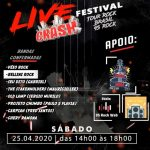 Bellini: confirmado no evento online Live Crash TV Festival