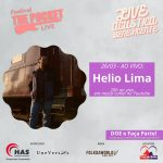 Helio Lima Participa do Festival The Pocket Live II